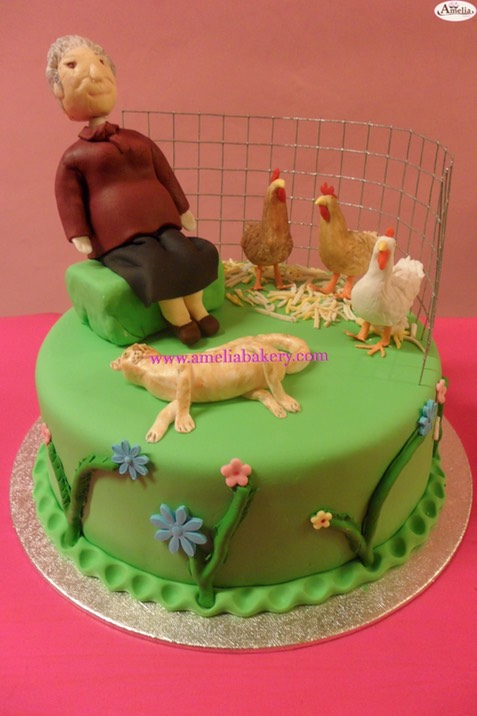 Pastel-tarta-decorado-...